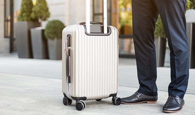Suitcase and luggage industry